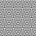 Alternating Squares Design Pattern