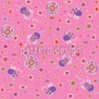 Cute Pet Babies Pattern Design
