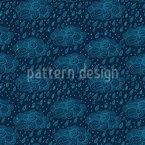 嵐の空 シームレスなベクトルパターン設計