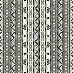 Ethno Abstrakte Streifen Muster Design