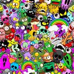 Monster Charaktere Rapportmuster