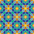 Girih Tiles Pattern Design