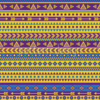 Ethno-Linien Vektor Ornament