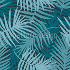 Tropical Leaf Dream Vector Design