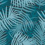 Tropischer Blatt Traum Vektor Design