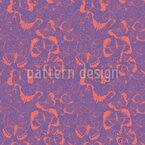 Butterflies Scenery Repeating Pattern