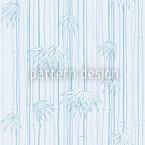 Bamboolino Blau Nahtloses Vektormuster