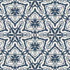Classy Lace Seamless Vector Pattern Design
