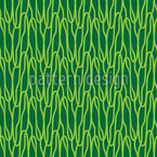 I Expect Spring To Come Seamless Pattern