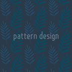 Fern Field Seamless Pattern