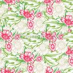 Summer Dream Flora Vector Ornament