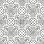 Uniformierte Linien Vektor Muster