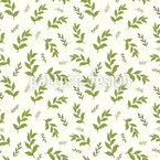 Simple Fresh Nature Seamless Vector Pattern