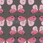 My Favourite Butterflies Seamless Vector Pattern Design