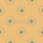 Circular Shapes Repeat Pattern