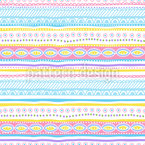 Lace Bordures Repeating Pattern
