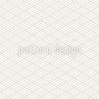 Shoji Kumiko Design de padrão vetorial sem costura