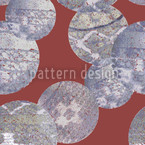 Silverballs Seamless Vector Pattern Design