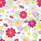 Wild Florets Seamless Pattern