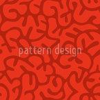 Estar em forma Design de padrão vetorial sem costura