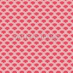 Japanisch Geschuppt Musterdesign