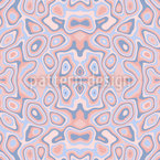 Abstract Dream Seamless Vector Pattern Design