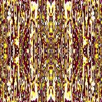 Psychedelischer Look Nahtloses Vektormuster