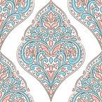 Printemps de floraison Motif Vectoriel Sans Couture