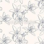 Lilien Muster Design