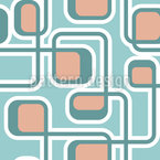 Labyrinth Path Vector Ornament