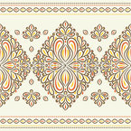 Boho Mood Seamless Pattern