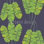 Bananenpalme Vektor Design