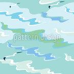 Himmels Reflexion Vektor Design