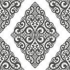 フランスのメダリオン シームレスなベクトルパターン設計