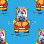 Car Journey Design Pattern