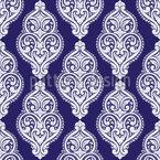 Sonho de Veneza Design de padrão vetorial sem costura