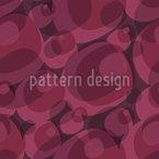 Algenblüte Nahtloses Muster