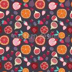 Fruchtige Zeit Designmuster