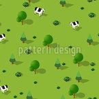等距牧场 无缝矢量模式设计