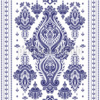 Royal Baroque Seamless Vector Pattern Design