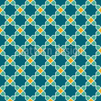 Eastern Lattice Pattern Design