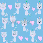Unicorn-Cat Vector Design