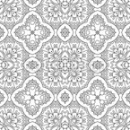 Medieval Squares Seamless Vector Pattern Design