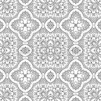 中世広場 シームレスなベクトルパターン設計