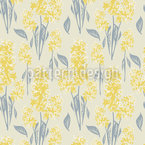 Flieder Blüte Designmuster