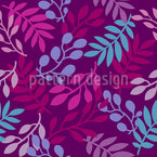Makro Zweige Muster Design
