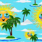 Summer Sun Design Pattern