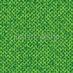 Raues Textil Nahtloses Vektormuster