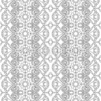 Lined Bordura Repeating Pattern