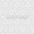 Intricate Filigree Tendrils Seamless Pattern